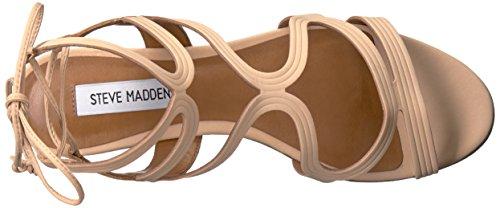 Steve Madden Kvinders Cece Gladiator Sandal Nøgen qMrhvJUc8J