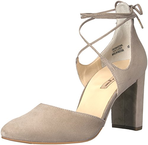 Paul Green Women's Nevin Pump, Taupe Suede, 7 Medium US