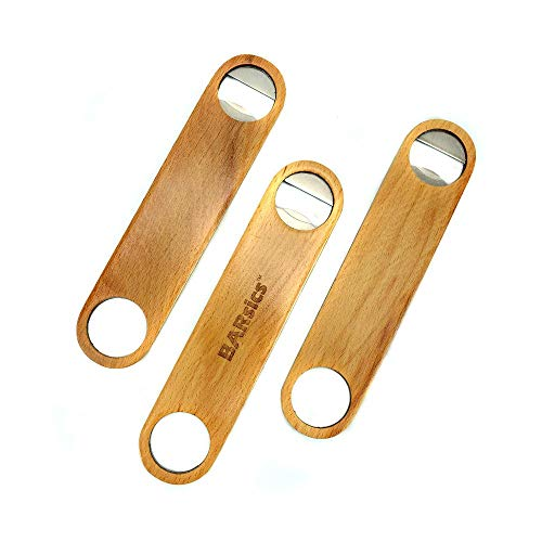 7 inches Wood Speed Bottle Opener ()