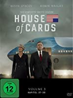 House of Cards - 3. Season