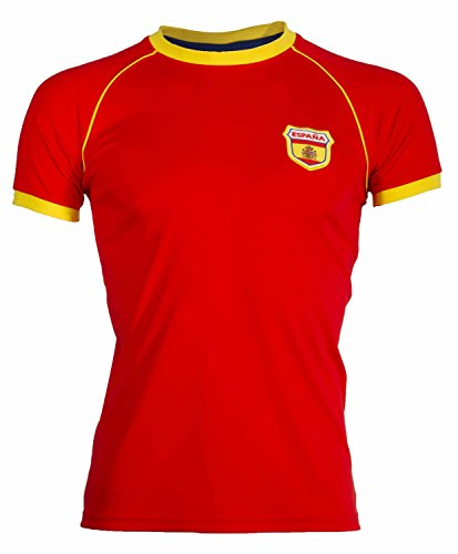 Son Pays Short Taille Enfant Maillot Espagne Collection Supporter A Chacun 5nW1pSTn