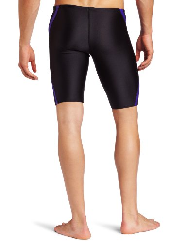 Speedo Men's Xtra Life Lycra Rapid Splice Jammer Swimsuit