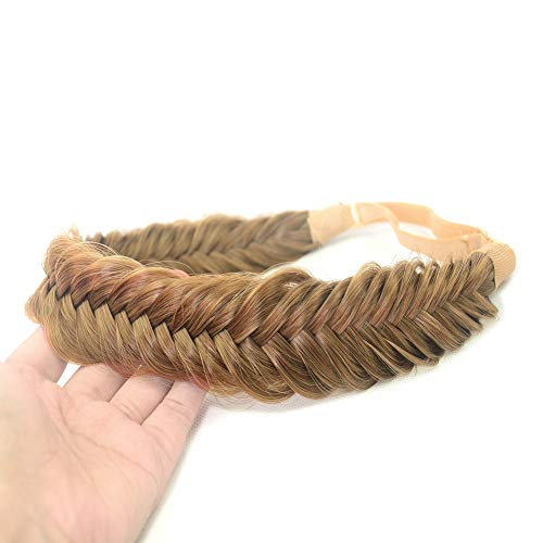 DIGUAN Fishtail Synthetic Hairpiece accessory