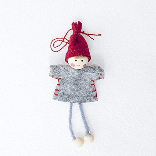 Pendant Drop Ornaments - Multi Type Merry Christmas Ornaments Gift Santa Claus Snowman Tree Cloth Toy Doll Hanging Party Home - A Tree Movie Christmas Doll Christmas Silverware Story -