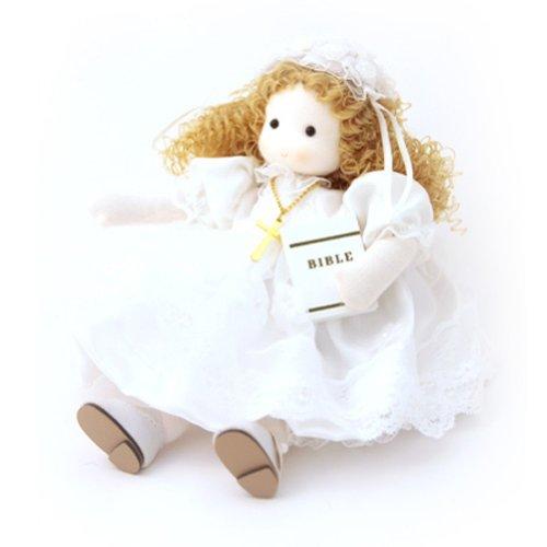 (Christening Celebrations Musical Doll - Blonde)