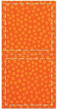AccuQuilt GO Fabric Cutting Dies; Heart 2-inch; 3-inch /& 4-inch