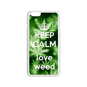 ZXCV Fresh green design Cell Phone Case for Iphone 6