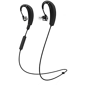 Klipsch R6 In-Ear Bluetooth Wireless Headphones with Bluetooth 4.0 and Apt-X Streaming With Built in Mic