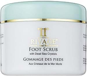 Rivage Dead Sea Foot Scrub with Dead Sea Salt 250ml