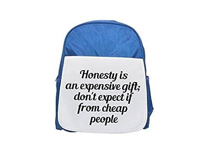 Honestidad es un regalo Caro don t Expect si baratas de personas printed Kid s