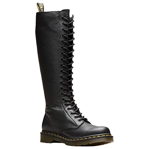 Donna 001 Stivaletti Nero Martens 1b60 Black Dr OPtqx