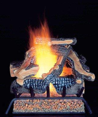 Procom Wan24la Vented Gas Log Set, 24