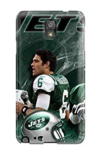 Case Cover New York Jets / Fashionable Case For Galaxy Note 3 wangjiang maoyi