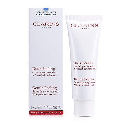 Facial Clarins Peeling Gentle - Clarins by Clarins Gentle Peeling Smooth Away Cream --50ml/1.7oz for WOMEN ---(Package Of 2)
