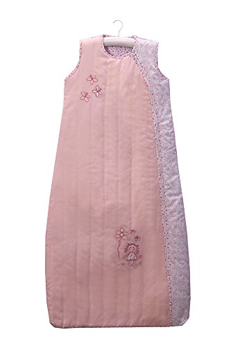 Price comparison product image SlumberSafe Baby Summer Sleeping Bag Wearable Blanket 1 Tog Dolly 12-36 months ...