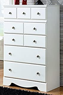 Genial Ashley Furniture Signature Design   Weeki Chest Of Drawers   5 Drawers    Classic Contemporary