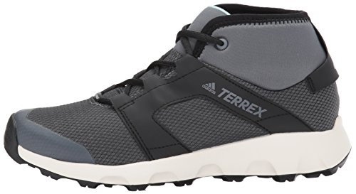 413BS70fjFL adidas Outdoor Women's Terrex Voyager CW CP W Walking-Shoes, Grey Four/Black/Chalk White, 9 M US