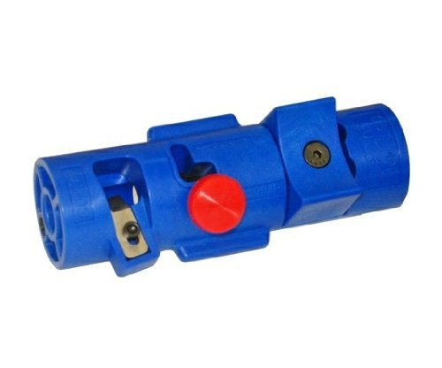 Times Microwave All-In-One Combination Prep Tool for LMR400 Cables - Blue