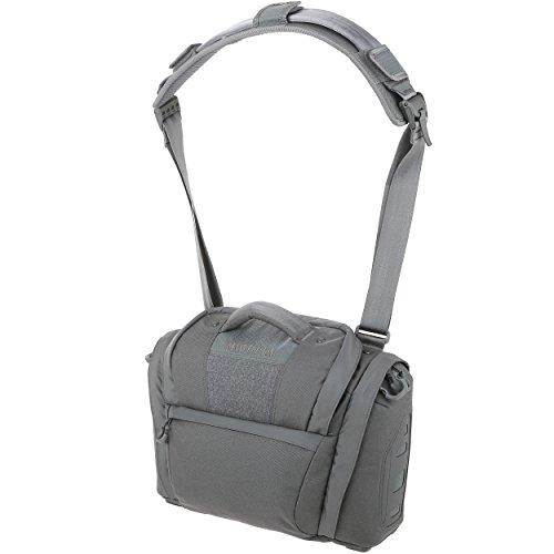 Maxpedition Solstice Camera Shoulder Bag 13.5 L Solstice Camera Shoulder Bag 13.5 L(Gray), Gray ()