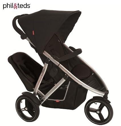 Phil & Teds Vibe v2 - Carrito doble (incluye silla ...