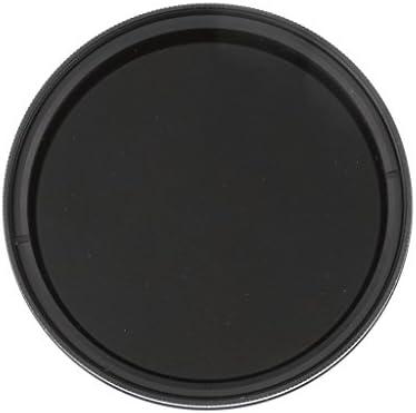 減光NDフィルター 薄型 レンズフィルター 可変式 43mm/46mm/55mm/58mm/62mm - 43mm