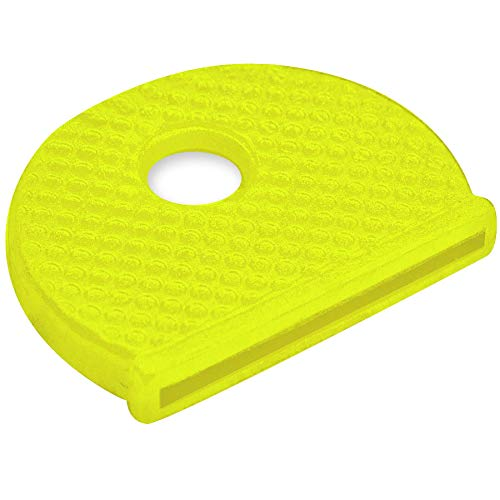 Comfy Leads Key Cover, Yellow, 1