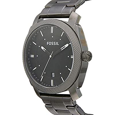 Fossil Men's Machine Stainless Steel Quartz Watch
