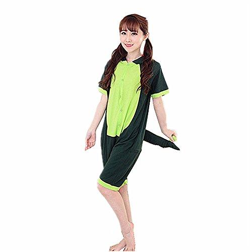 Colorfulworld Pijamas Juguetes y Juegos Animal Ropa Animales Pijama Cosplay Disfraces (XL, owl) dargon blue