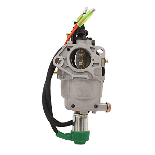 PUCKY Carburetor for Harbor Freight Predator 13HP 420CC Manual Choke 7000 8750W Generator Champion Power Equipment 6000 7000W Watts Generator