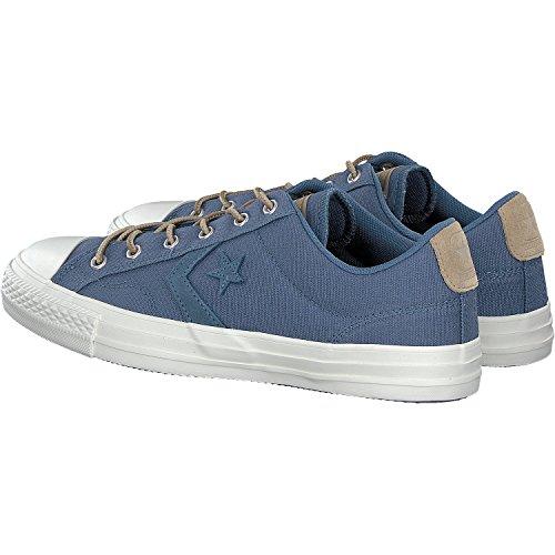 Coast Ctas Sand Ox Donna Sneaker a Basso Converse Collo Khaki 0wz1xqwg