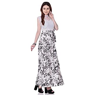 AAYU Women's Crepe Dress 41 2BWCRv4FZL