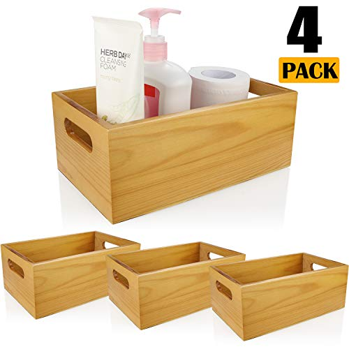 wood container - 2