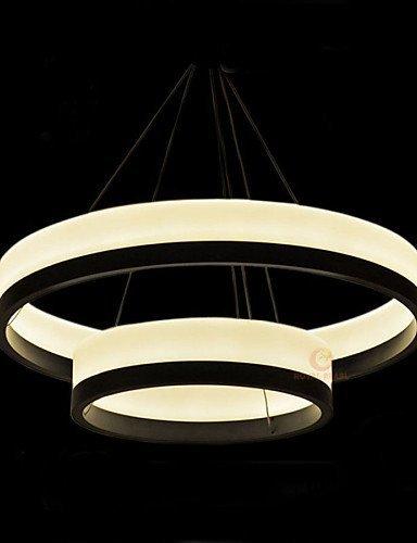 DXZMBDM® 60W Zeitgenössisch LED Andere Acryl PendelleuchtenWohnzimmer / Schlafzimmer / Esszimmer / Studierzimmer/Büro / Kinderzimmer / Spielraum / , white-90-240v