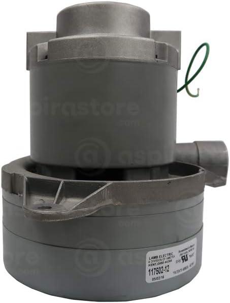 Motor Aspiradora centralizada ametek 117501 – 12 Repuesto ...