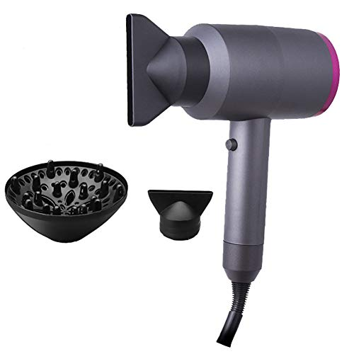 High-End Home Hair Dryer, Hair Salon High Power, Hot And Cold Air Anion Duct Does Not Hurt Hair