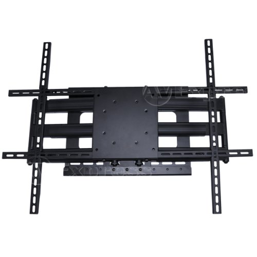 full motion tv wall mount with 32 inch long extension for 42 to 80 inch tvs new. Black Bedroom Furniture Sets. Home Design Ideas