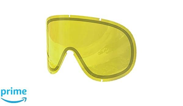 PC413409022ONE1 Disco di ricambio POC Retina Big Spare Lens Yellow