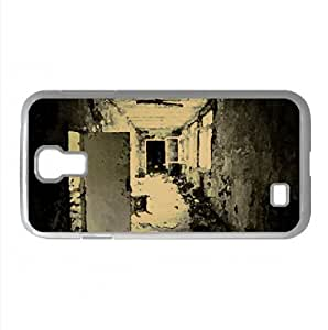 Abandoned School Watercolor style Cover Samsung Galaxy S4 I9500 Case