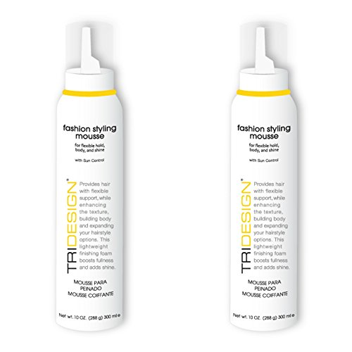 Fashion Styling Mousse - TRI Fashion Styling Mousse 10 oz. - 2 pack