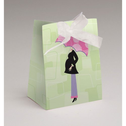 Mod Mom Baby Shower Mini Favor Bags 18ct by Fun To Collect