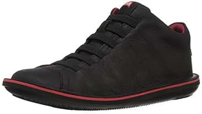 Camper Men's Beetle 36678 Fashion Sneaker, Black, 39 EU/6 M US