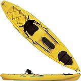 Ocean Kayak  Prowler Big Game Angler Classic Sit-On-Top Fishing Kayak (12-Feet 9-Inch, Yellow)