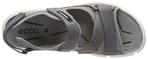 ECCO Mens Intrinsic 2 Sport Sandal Wild Dove/Titanium 3ftQPqm