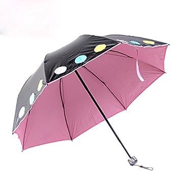 Fashion de doble uso de vinilo mdrw-fashion paraguas protector solar lluvia paraguas paraguas de