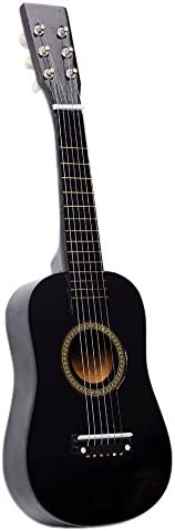 QWERTYUIOP 23 Acoustic Guitar Pick Strings Black / QWERTYUIOP 23 Acoustic Guitar Pick Strings Black