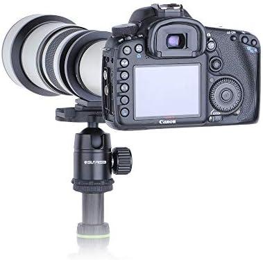 JINTU - Lente de Zoom de teleobjetivo Profesional para cámara ...