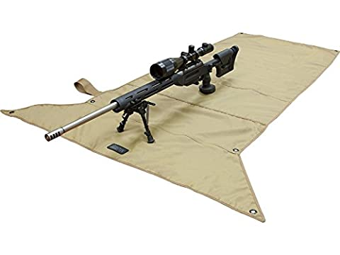 MidwayUSA Packable Shooting Mat Coyote - Coyote Target