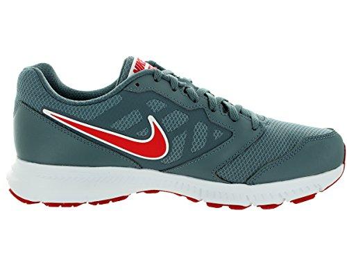 Nike Womens Downshifter 6 Scarpa Da Corsa Blu / Grafite / Unvrsty Rd / Bianco