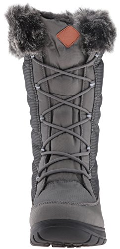 Kamik Boot Women's Snow Charcoal Yonkers rqrtw1