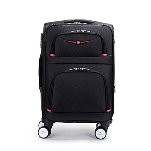 Bag Luggage Suitcase Trolley Case Business Suitcase Universal Wheel Trolley Case Luggage Password Boarding Hand Luggage…